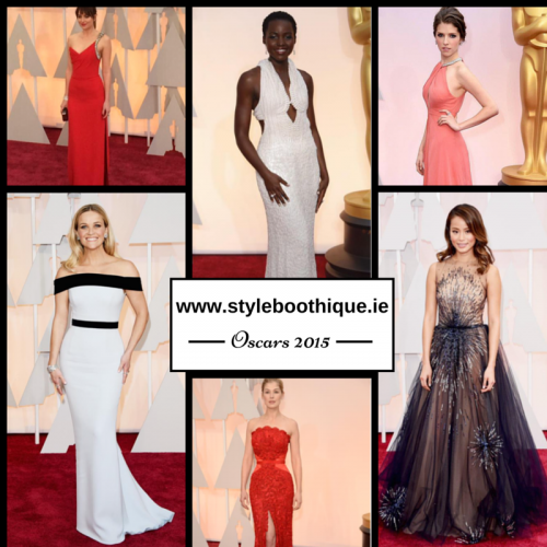 The Frocks from The Oscars 2015