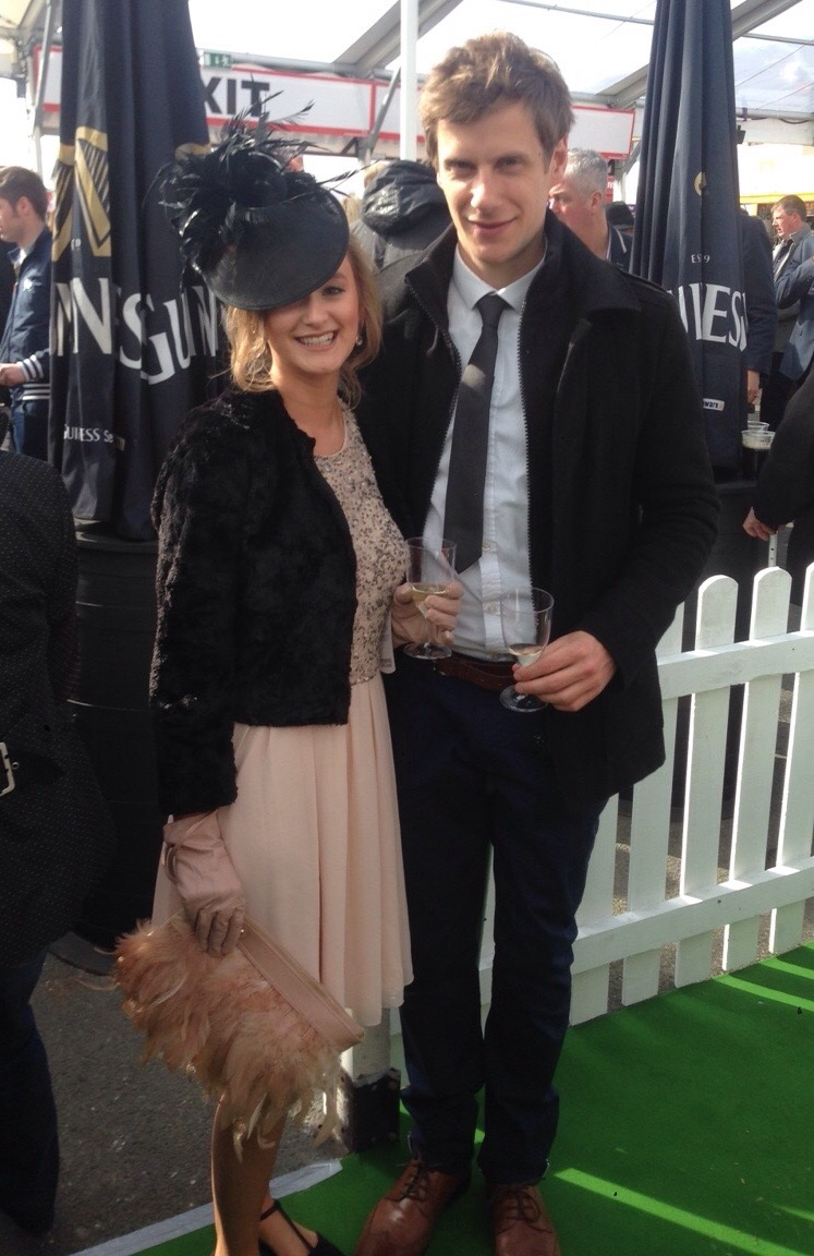 Pretty in Pink for Punchestown