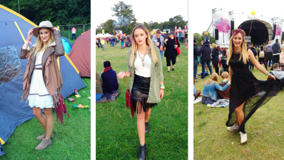Style Diary: Electric Picnic