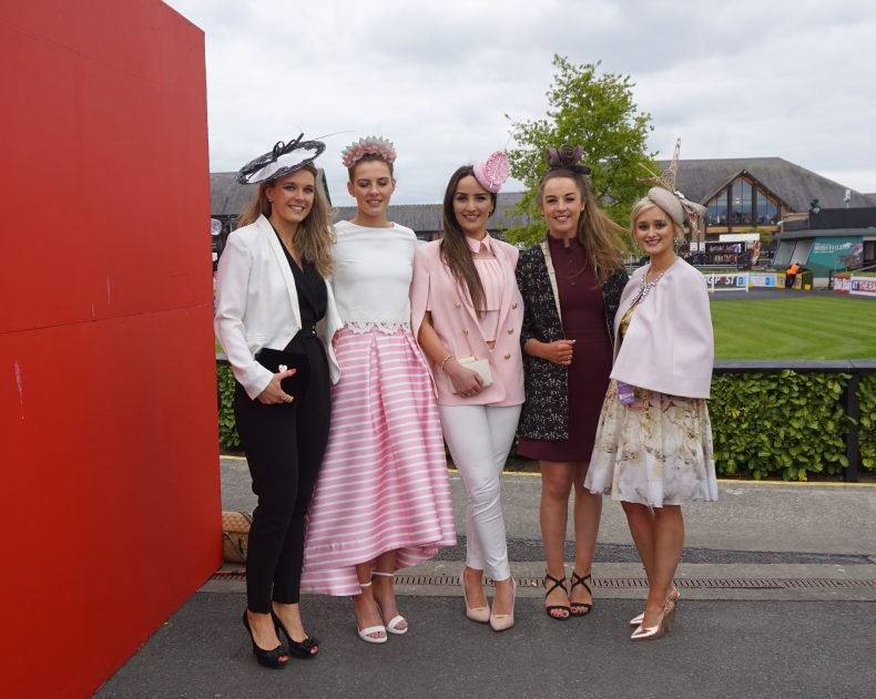 Punchestown Ladies Day 2017
