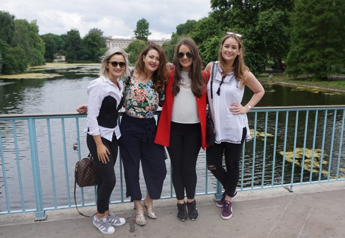 A Girls' Weekend in London